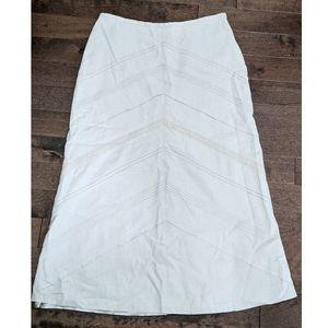 Linen/Rayon Skirt